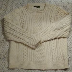 Prince of Burren Knitted Sweater